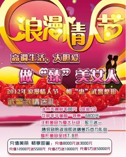 2012年浪漫情人节